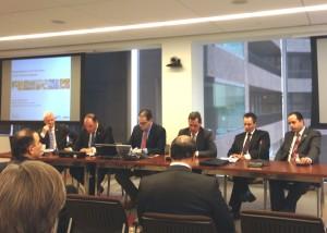 Panel discusión sobre oportunidades Nearshore y Manufactura en Rep.Dom.