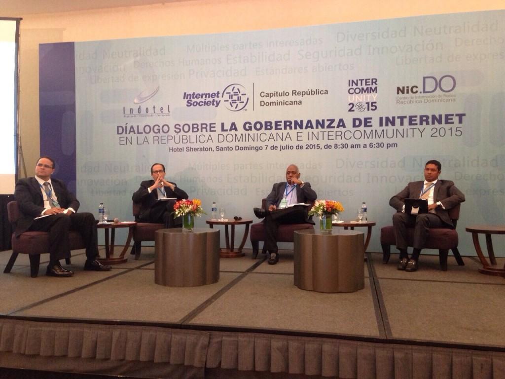 I Dialogo Gobernanza Internet