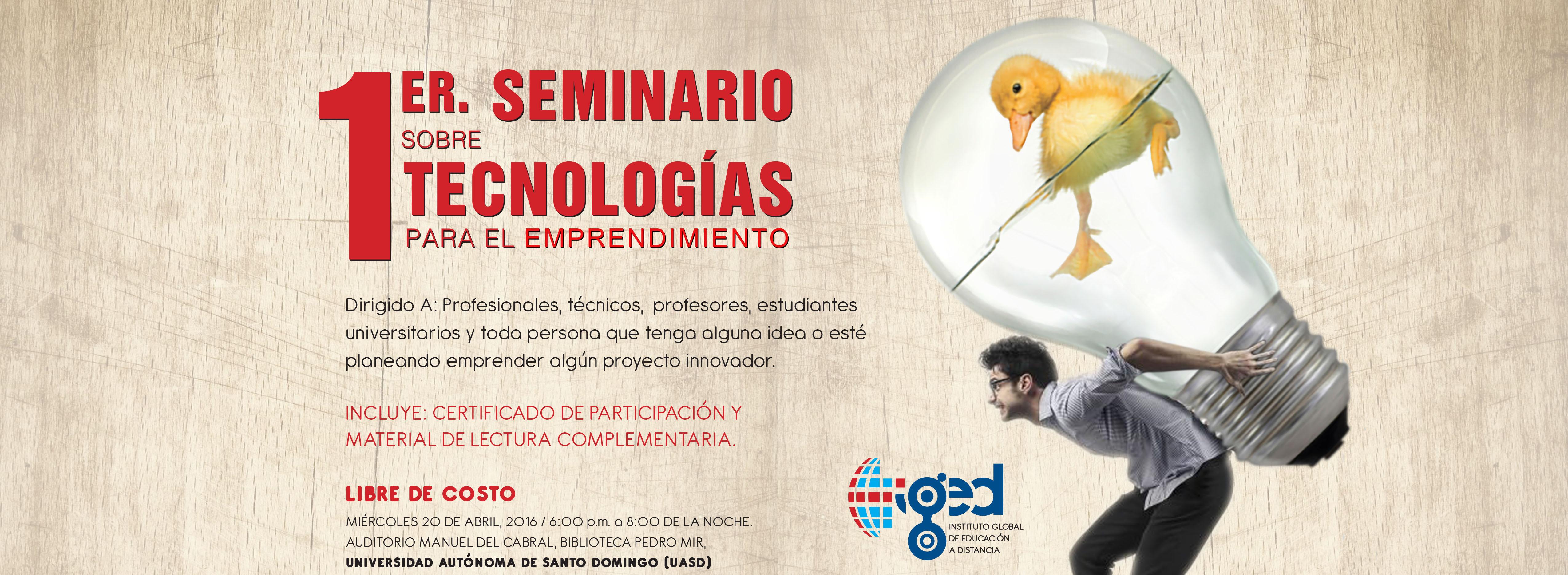 Instituto Global de Eduacion a Distancia.