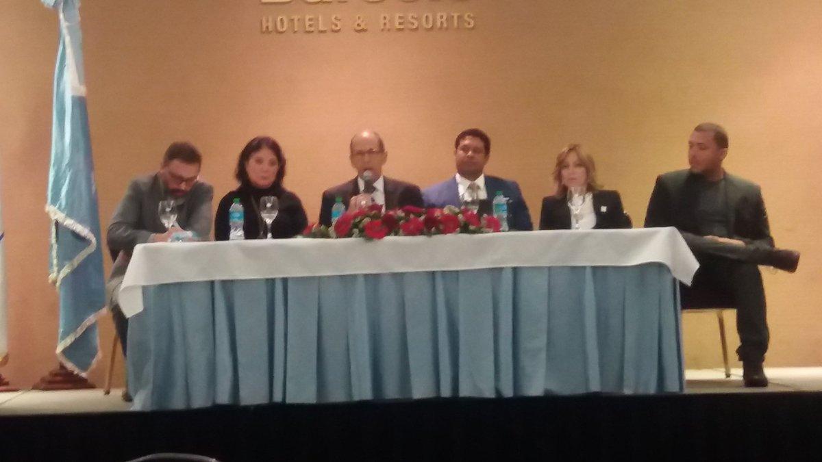 Panel sobre oferta del sector TIC en Rep. Dominicna