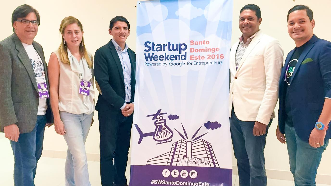 Jurado de Startup Weekend Santo Domingo