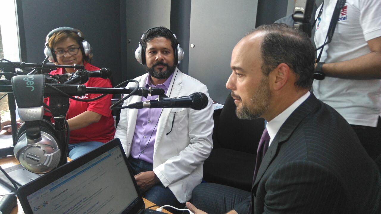 Entrevista Osvaldo y José Del Castillo